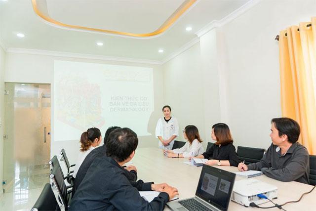 Tìm hiểu về khoá học chăm sóc da mặt chuyên nghiệp tại P2H Acedemy